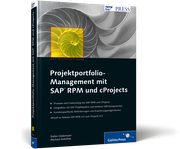 Cover von Projektportfolio-Management mit SAP RPM und cProjects