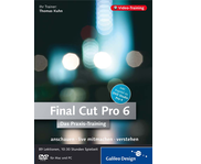 Cover von Das Praxis-Training Final Cut Pro 6