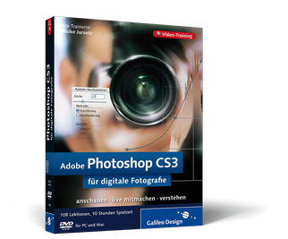 Cover von Adobe Photoshop CS3 für digitale Fotografie