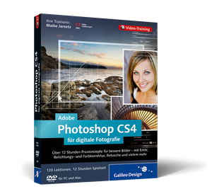 Cover von Adobe Photoshop CS4 für digitale Fotografie