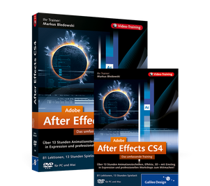Cover von Adobe After Effects CS4