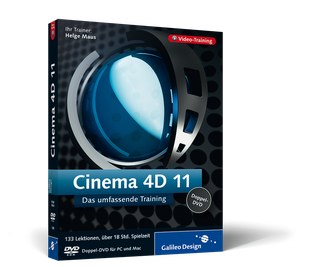 Cover von Cinema 4D 11