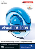 Cover von Visual C# 2008