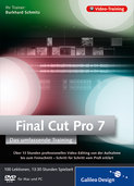 Cover von Final Cut Pro 7