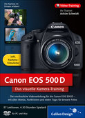Cover von Canon EOS 500D. Das visuelle Kamera-Training