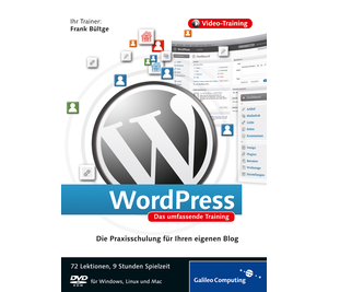 Cover von WordPress