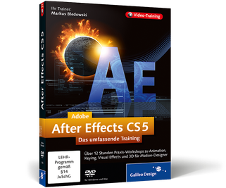 Cover von Adobe After Effects CS5