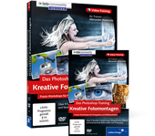 Cover von Das Photoshop-Training: Kreative Fotomontagen