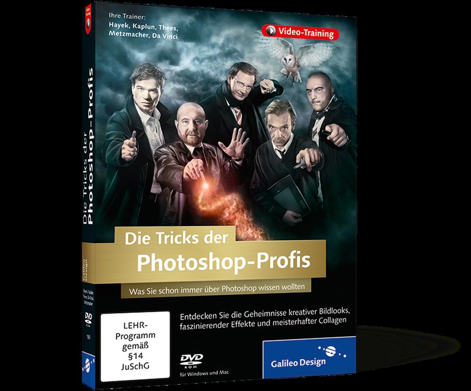 Küchentricks Der Profis ~ die tricks der photoshop profis was sie schon immer