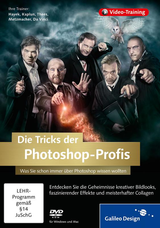 Der Bloom-Effekt - Die Tricks der Photoshop-Profis