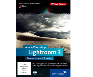 Cover von Adobe Photoshop Lightroom 3