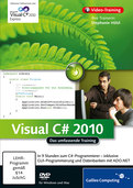 Cover von Visual C# 2010