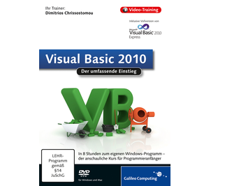 Cover von Visual Basic 2010