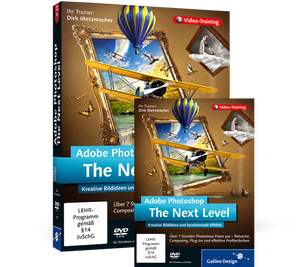 Cover von Adobe Photoshop – The Next Level