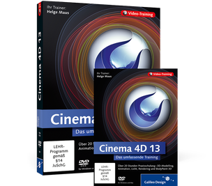 Cover von Cinema 4D 13