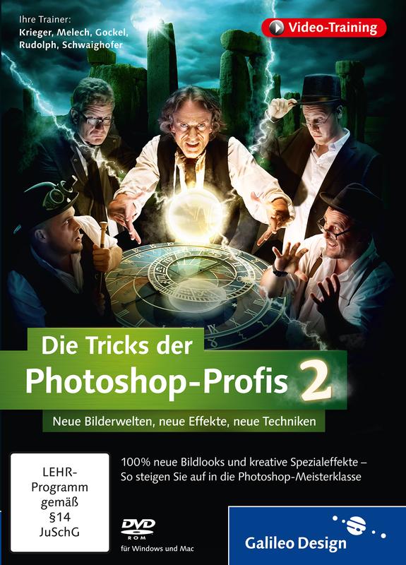 Die Tricks der Photoshop-Profis - Vol. 2 (Trailer HD)