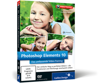 Cover von Photoshop Elements 10
