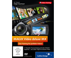 Cover von MAGIX Video deluxe MX