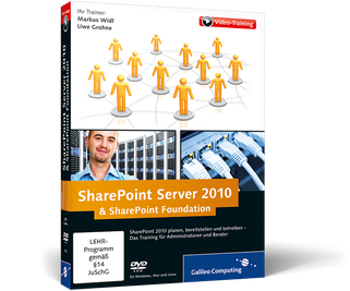 Cover von SharePoint Server 2010 & SharePoint Foundation 2010