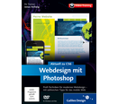 Cover von Webdesign mit Photoshop