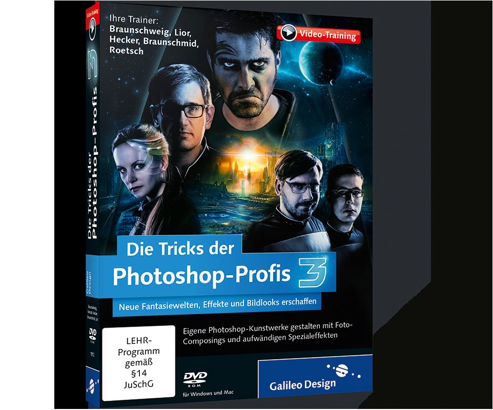 Die Tricks der Photoshop-Profis -- Volume 3 - YouTube