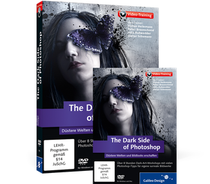 Cover von The Dark Side of Photoshop