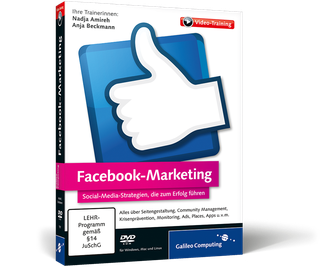 Cover von Facebook-Marketing