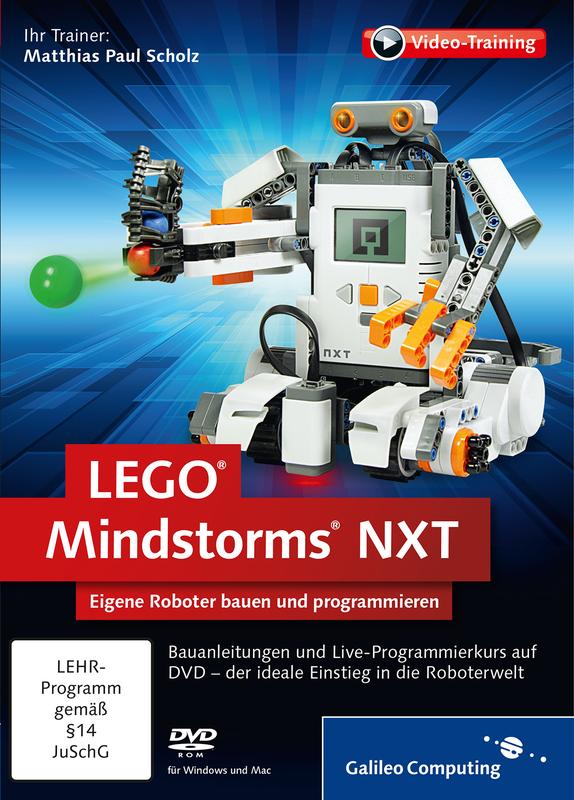 Roboter Programmieren Nxt Lego Mindstorms Nxt
