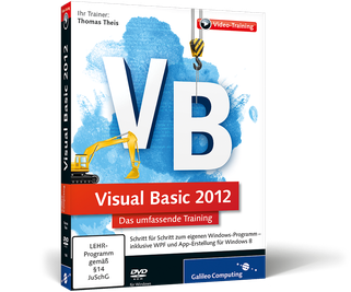 Cover von Visual Basic 2012