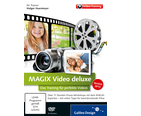 Cover von MAGIX Video deluxe 2013
