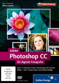 Cover von Adobe Photoshop CC für digitale Fotografie