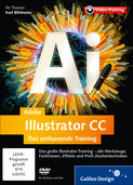 Cover von Adobe Illustrator CC