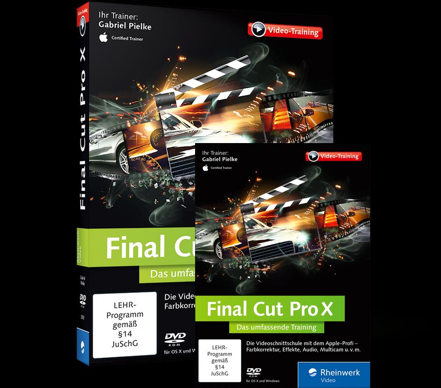 how to cut video in final cut pro x