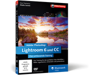 Cover von Adobe Photoshop Lightroom 6 und CC