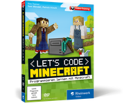 Cover von Let's code Minecraft!
