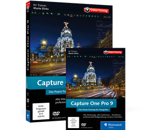 Cover von Capture One Pro 9