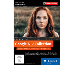 Cover von Google Nik Collection