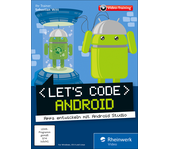 Cover von Let's code Android!