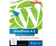 Cover von WordPress 4.5