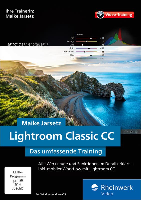 Lightroom Classic CC - Das umfassende Training
