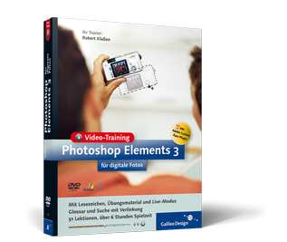 Cover von Adobe Photoshop Elements 3 für digitale Fotos