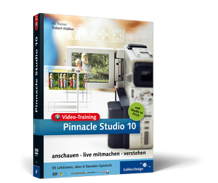 Cover von Pinnacle Studio 10