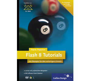 Cover von Flash 8 Tutorials