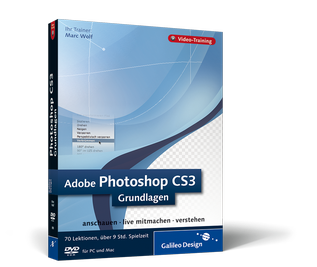 Cover von Adobe Photoshop CS3 – Grundlagen