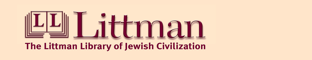 Link to The Littman Library of Jewish Civilization