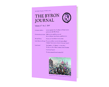 The Byron Journal