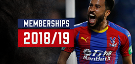 premier league tickets for cpfc