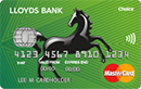 Lloyds Bank Choice Rewards Credit Card