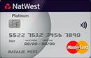 NatWest Clear Rate Platinum Credit Card