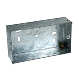 Metal Back Boxes